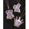 Big Rapper Cash Medallion
